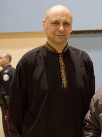 NDP MP Matthew Kellway, whose office organized the event.