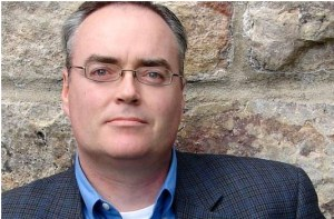 Award winning author Terry Fallis