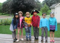 The Scarborough Museum's Pirate School 101 took place on three consecutive Saturdays from Sept. 7 to 21.