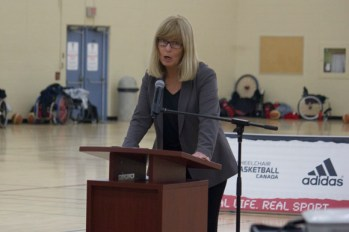 O'Neill said that the academy will be instrumental in maintaining Canada's position as a leader in sports.
