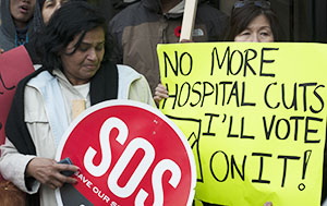 This is not the first merger TSH has had in the works. In 1998, TSH merged with the Salvation Army's Scarborough Grace Hospital, which is now called the Birchmount campus. According to the report, this merger was not as beneficial as many were hoping it to be.