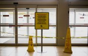 Due to the renovations, mall walkers will not be allowed in the mall until further notice.