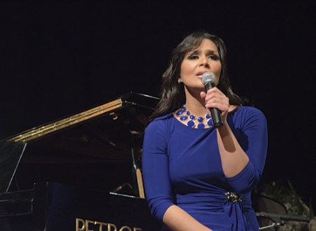 Former Canadian Idol Martha Joy is hosting a series of concert for Philippine relief.