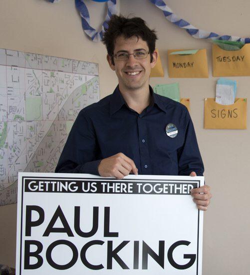 Paul Bocking