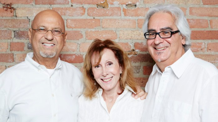 Directors, left to right: Steven Levy, Rita Davies, and John Calabro. Courtesy of INSPIRE! Toronto International Book Fair
