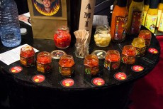 Arranged in ascending order of spiciness, these hot sauces are not for the faint of heart.