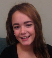 14-year-old girl reported missing.