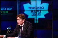 New Toronto Maple Leaf head coach Mike Babcock is at huge part of rebuilding what he believes is Canada's team and believes Ontario-born players would love to come home, could Marner or Strome be the perfect start?