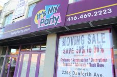 It's My Party - everything 50% off