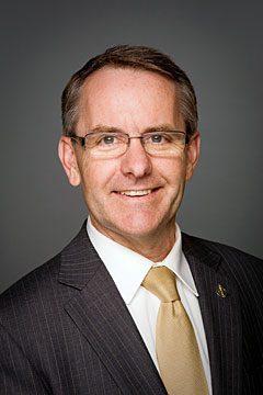 Bruce Stanton, MP