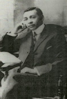 James Robinson Johnston of Halifax, N.S., graduated from Dalhousie University and became the first Black Canadian lawyer