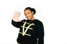 Meika Holiday (Jahmeika Reid), is a MC and the only female member of 16 Bars