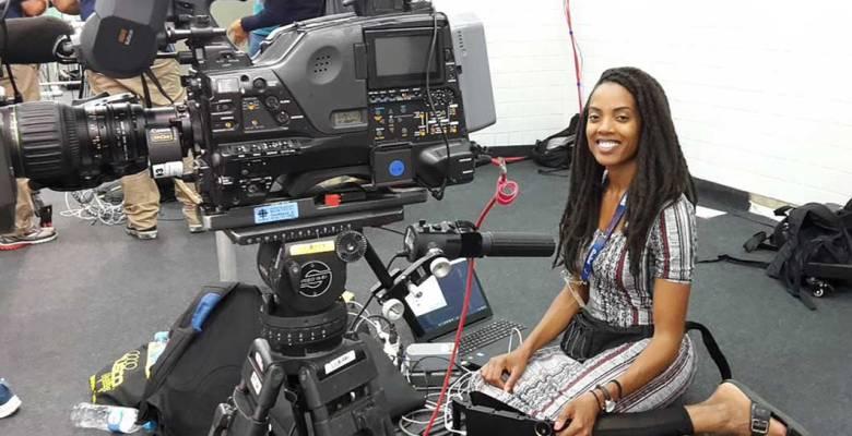 Wendy-Ann Clarke in Rio