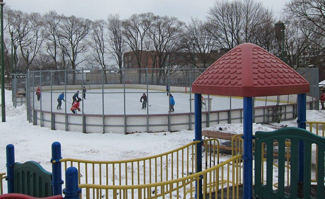 Free skating offered at Campbell Avenue Park