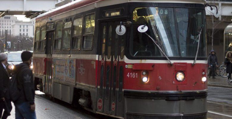 Queen streetcars