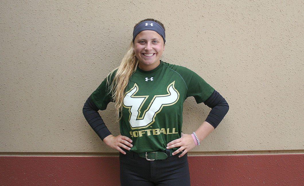 Samantha Blashinsky USF Softball Bulls