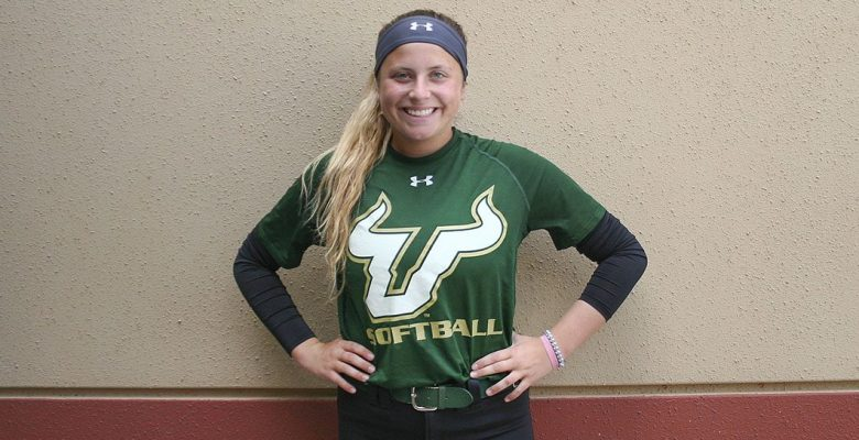 Samantha Blashinsky USF Softball Bulls