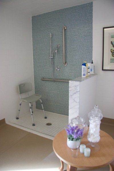 Bathroom at One Kenton