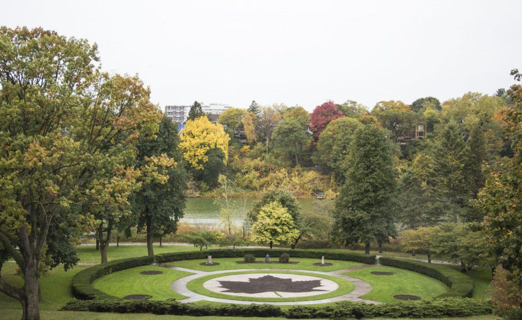 High Park's Maple Leaf Garden