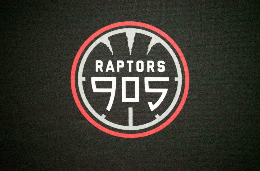 Raptors 905 logo