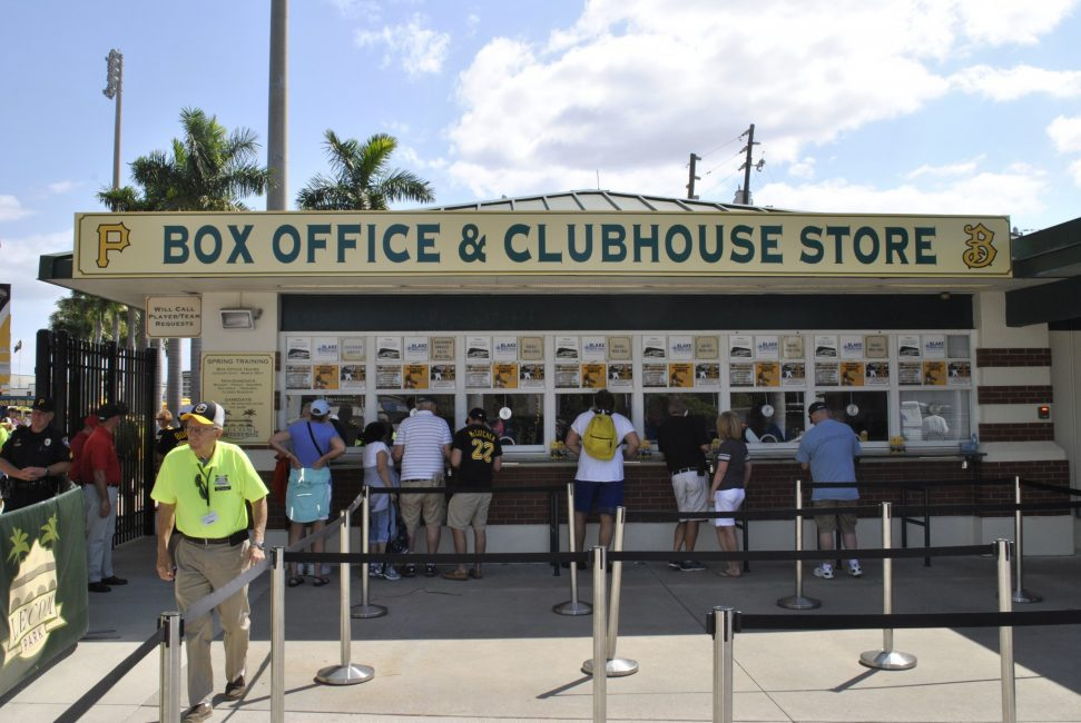 LECOM Park Box Office