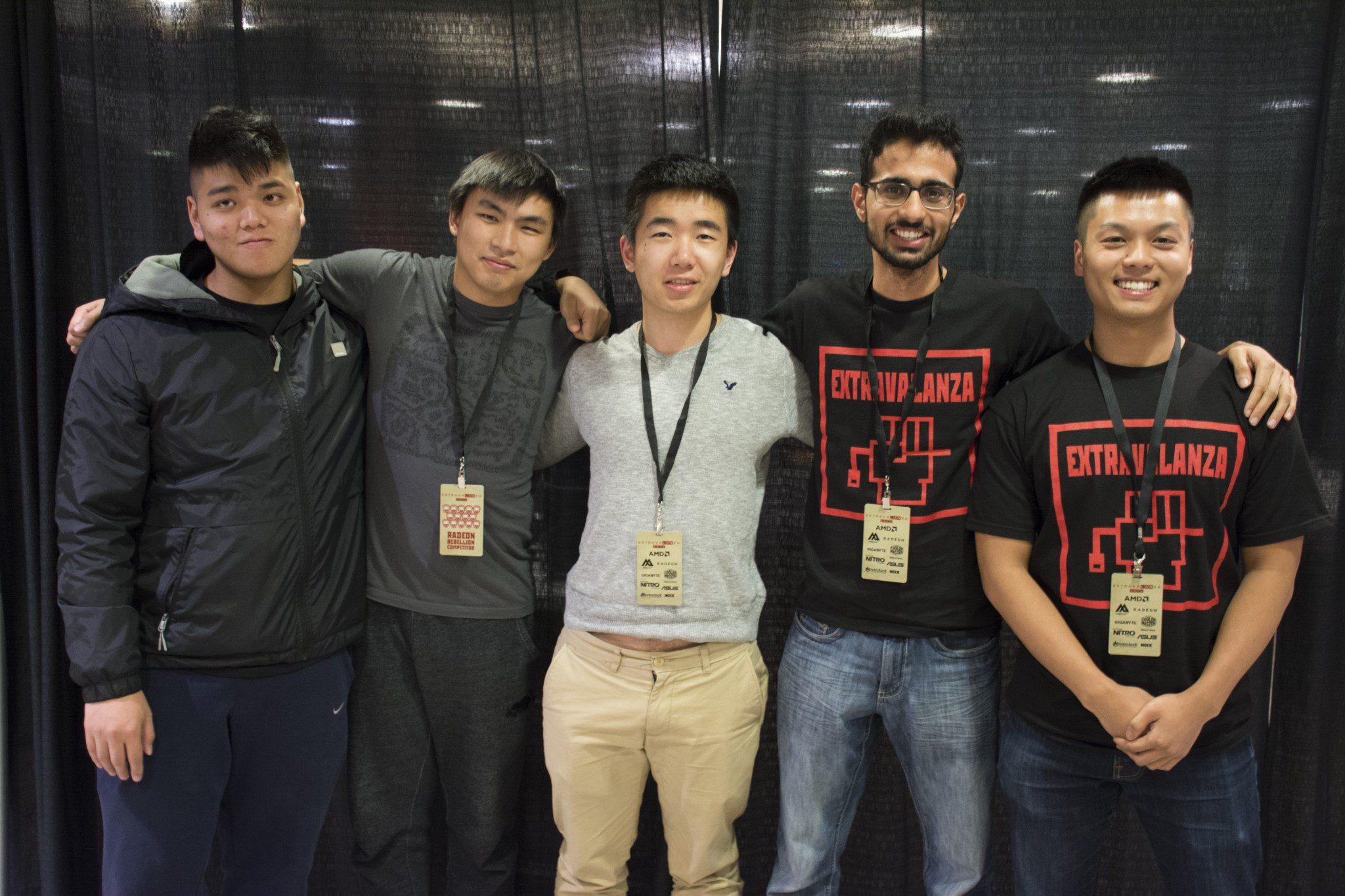 Michael Nguyen, Andy Tran, Kevin Shi, Haris Chaudhry, William Lam