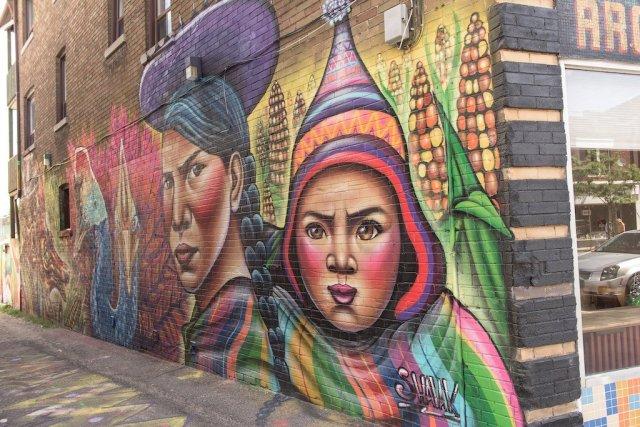 Duwest Graffiti