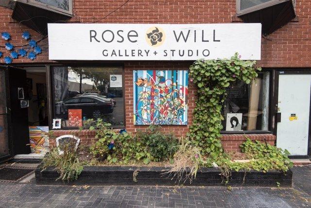 Rose Will Studio