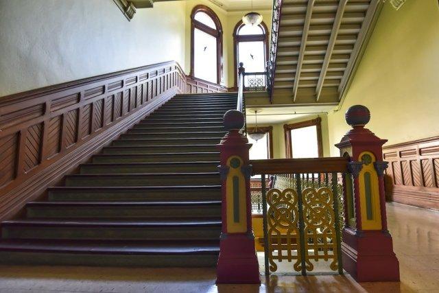 Victoria College Interior