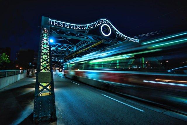 TTC Streetcar, Queen Street East, Toronto