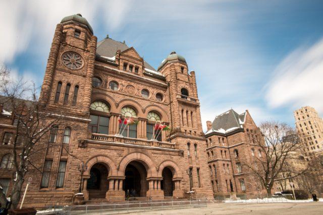 Legislative Assembly Ontario
