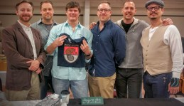 Six handsome DTPC members.