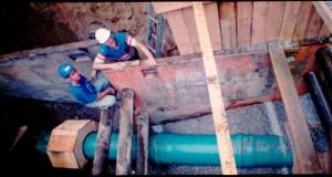 Toronto's plumbing history
