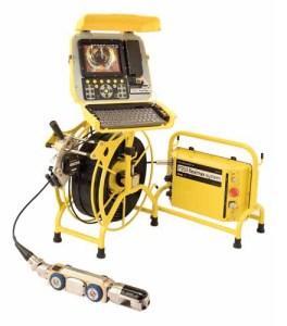 Robotic mainline camera
