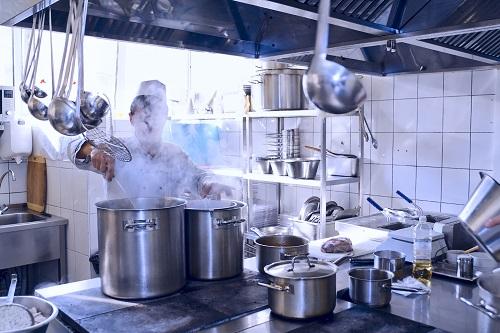 grease blockage in Commercial Plumbing