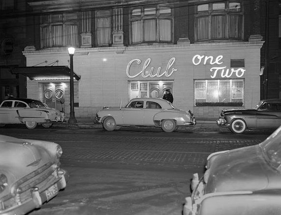 Nightclubbing In Old Toronto 1940s 70s Theyre