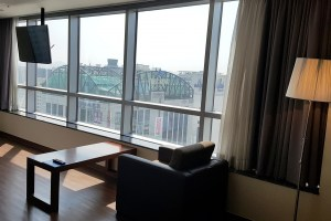 Value Highend hotel located in Center of Suwon city and good transportation. For Everland (amusement park),Korean Folk Village, and Suwon Hwaseong Fortress are easily accessible by subway and bus. Specially,Suwon Hwaseong Fortress be listed as World Heritage by the UNESCO. Also, Hotel guest can buy Suwon Hwaseong Fortress ticket at our hotel, therefore guest eliminates the need to stand in line at the Fortress.