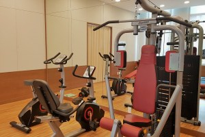Fitness Center Hotel Regent Marine Blue Jeju Island South Korea Toronto Seoulcialite