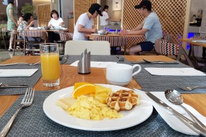 Free Breakfast Where to Stay Jeju Island Review Hotel Regent Marine Blue Jeju Island South Korea Toronto Seoulcialite