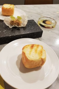 Amuse Bouche Ankimo Monkfish Japanese Foie Gras Normal by Ryunique Garosugil Seoul Korea Restaurant Food Wine Review Toronto Seoulcialite