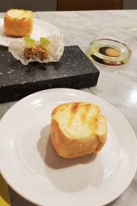 Amuse Bouche Ankimo Monkfish Japanese Foie Gras Normal by Ryunique Garosugil Seoul Korea Restaurant Food Wine Review Toronto Seoulcialite