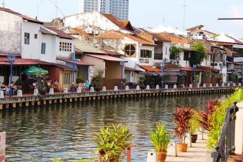 Malacca Malaysia River Boat Toronto Seoulcialite Traveloka Melaka