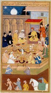Akbar the Great's Court