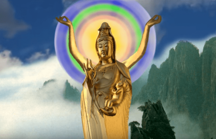 MANTRAS-33 Manifestations of Kuan Yin