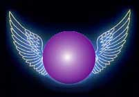 Violet Flame Ball