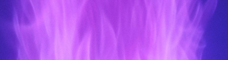 Violet Flame Banner
