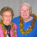 Photo of Bruce Preston and his wife