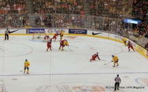 WJC2015 round robin game - Sweden vs. Russia