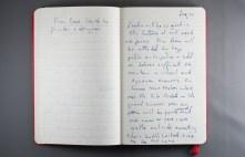 Journal Reflections: Robert Priest