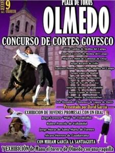 TOROS OLMEDO 9 OCTUBRE 2021